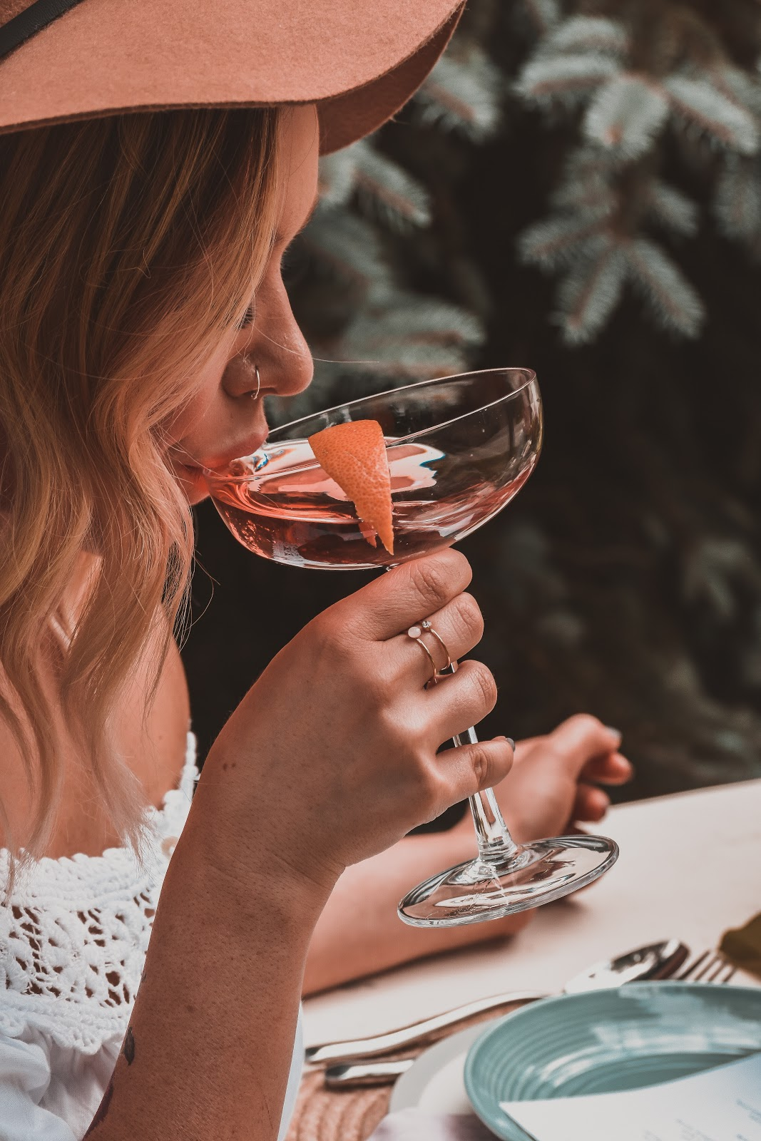The danger of an alcoholic pregnancy