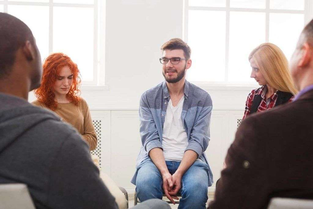 Group Therapy at Riverwalk Ranch's Drug and Alcohol Addiction Treatment Center
