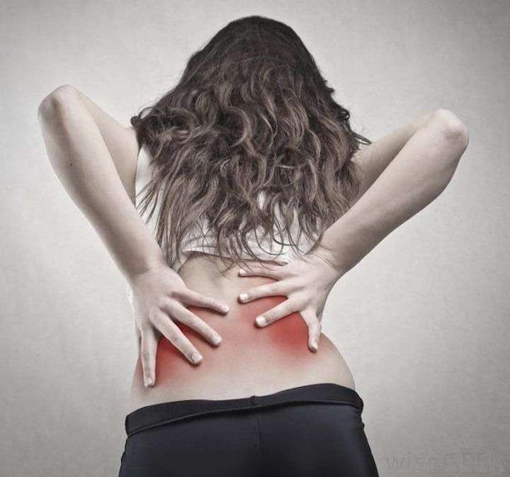back pain caused by pancreatitis