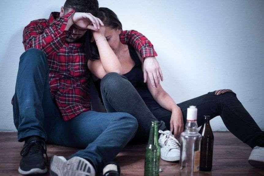 causes of binge drinking